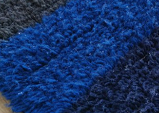 blue berber carpet